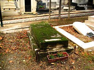 Jacques-René Tenon - Tomb.