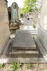 Tomb of Le Tricheux