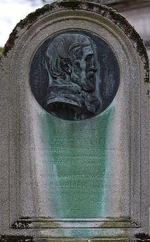 Père-Lachaise - Division 8 - A.-L.-M. Cavelier 01.jpg