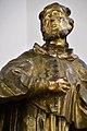 Pér, római katolikus templom, Nepomuki Szent János-szobor 2021 11.jpg