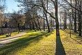 Pörtschach Hans-Pruscha-Weg Parkbäume 08122018 5591.jpg