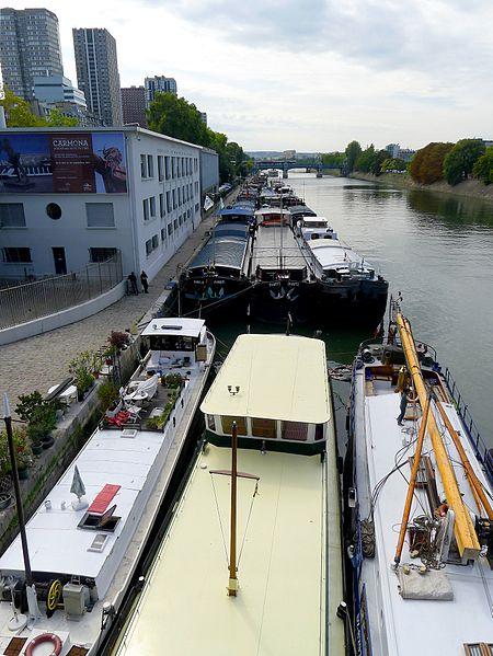 Fichier:P1040969 Paris XV port de Grenelle rwk.jpg