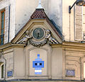 P1250207 Paris X angle rue Fbg du Temple et bd Jules-Ferry horloge rwk.jpg