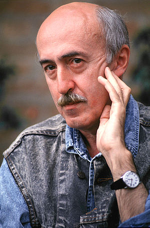 Otar Iosseliani -  Ioseliani at the 46th Venice International Film Festival