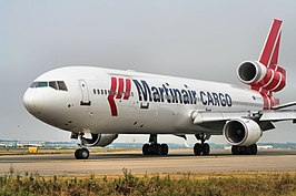 MD-11CF van Martinair