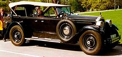 Packard Second Series 243 Touring 1926