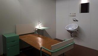 Paimio Sanatorium - Exhibition reconstruction of a sanatorium patient's room