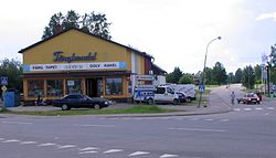Pajala Ruotsi