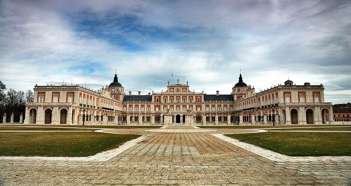 Palacio real de aranjuez wikipedia la enciclopedia libre for Jardines de aranjuez horario
