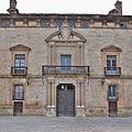 Palacio de Altamira (Almazán). Portada.jpg