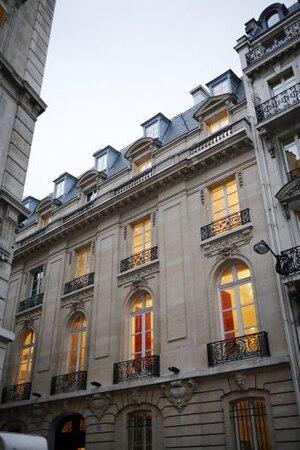 Banque Palatine - Banque Palatine, rue d'Anjou