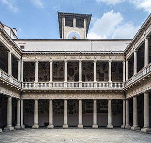 Bo Palace - Image: Palazzo Bo (Padua)
