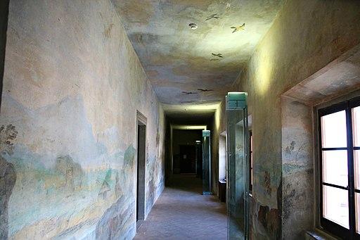 Palazzo Chigi Zondadari (San Quirico d'Orcia) Interno 21