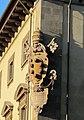 Palazzo arcivescovile di mattina, stemma papa medici.JPG