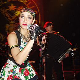 Pam and Lem, Gogol Bordello - Fox Theatre, Boulder, Colorado.jpg