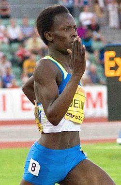 Pamela Jelimo Bislett Games 2008 cropped.jpg
