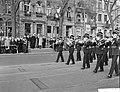 Parade van de Koninklijke Studenten Schietvereniging t.g.v. het 16e lustrum voor, Bestanddeelnr 911-7513.jpg