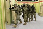 Paratroopers, Lithuanian soldiers navigate shoot house 170201-A-DP178-252.jpg