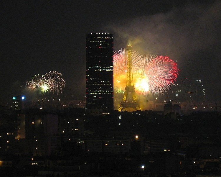 Fuegos Artificiales : Imagenes y Videos