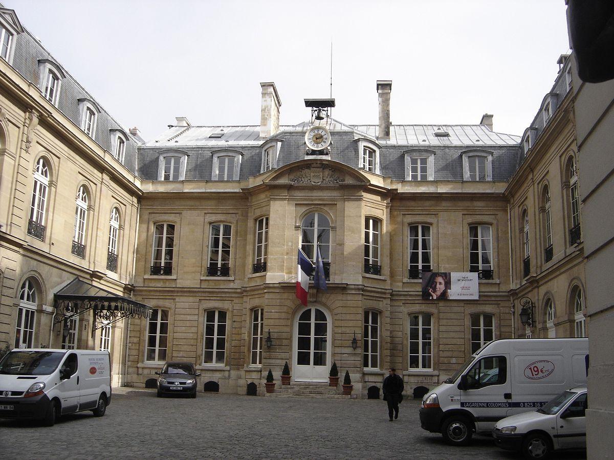 Mairie du 9e arrondissement de paris wikip dia for Mairie salon