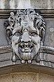 Paris - Les Invalides - Façade nord - Mascarons - 034.jpg