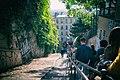 Paris 75018 Rue du Calvaire vers rue Gabrielle 20161030 (2).jpg