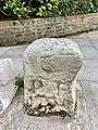 Parish boundary stone near junction with Dartmouth Park Hill, July 2021 01.jpg