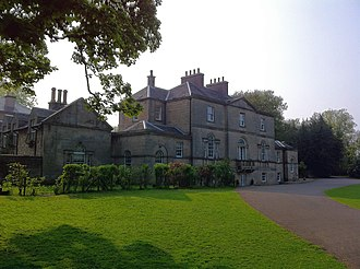 Thomas Livingstone Learmonth - Parkhill House, Polmont