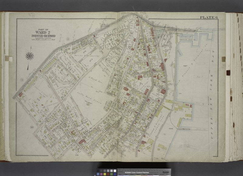 File:Part of Ward 2. (Map bound by Richmond Turnpike, Arriette St, Bulkhead Line, Bay St (Griffin St), Congress St, Van Duzer St (Richmond RD), Sands St, Wave St, Beach St, St. Pauls Ave, Occident NYPL1646323.tiff