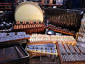 Emil Richards - Percussion instruments from the Emil Richards Collection