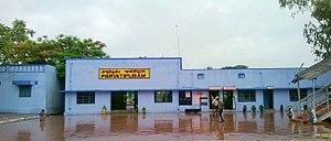 Parvathipuram, Andhra Pradesh - Parvathipuram  railway station