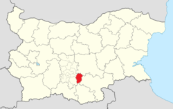 Parvomay Municipality Within Bulgaria.png