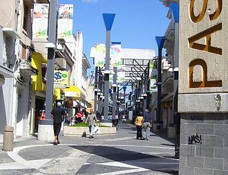 Río Piedras, Puerto Rico - Paseo de Diego