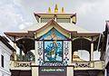 Pasupatinath Temple, Front gate Gajur-IMG 3500.jpg