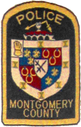 Patch of the Montgomery County Police Department (1955-1972).png