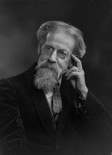 Portrait de Patrick Geddes