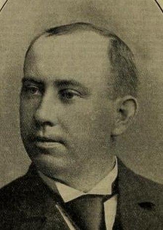 Patrick T. Powers - Image: Patrick T. Powers 1904