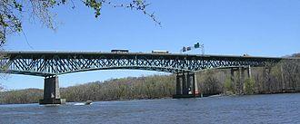Patroon Island Bridge - Image: Patroon Island Bridge 3