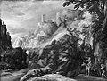 Paul Bril - Italienische Gebirgslandschaft mit Gang nach Emmaus - 4824 - Bavarian State Painting Collections.jpg
