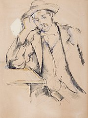 Paul Cézanne - Leaning Smoker (Fumeur accoudé) - BF653 - Barnes Foundation.jpg