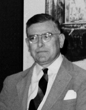 Paul Thiry (architect) - Paul Thiry in 1958