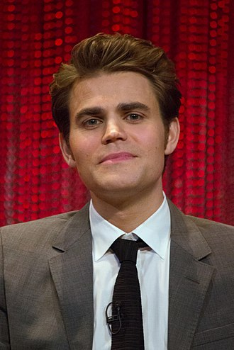 Paul Wesley - At PaleyFest 2014 for The Vampire Diaries