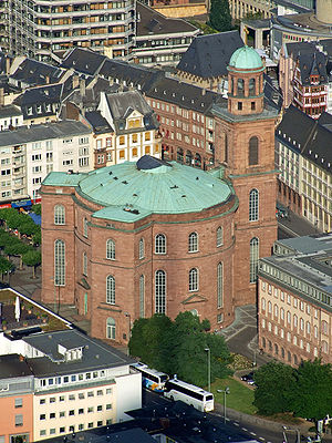 Peace Prize of the German Book Trade - Paulskirche in Frankfurt