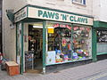 Paws 'n' Claws Pet Supplies, Ludlow - IMG 0170.JPG