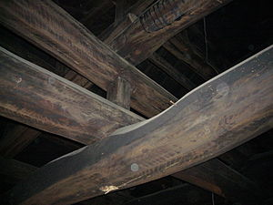 beam,old-japanese-house,hari,edo-jidai-no-ie,k...