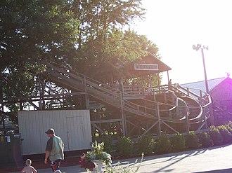 Pegasus (Mt. Olympus Water and Theme Park) - Image: Pegasus Mt.Olympus Water&Theme Park