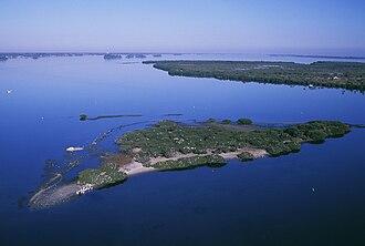 Pelican Island National Wildlife Refuge - Image: Pelican Island NWR