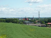 Pelplin - view from John Paul II Hill.jpg