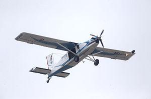Pilatus PC-6 Porter - Peruvian Air Force PC-6, 2014