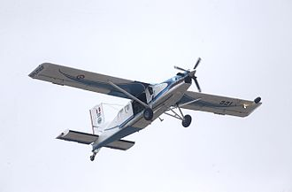 Pilatus PC-6 Porter - Peruvian Air Force PC-6, 2014